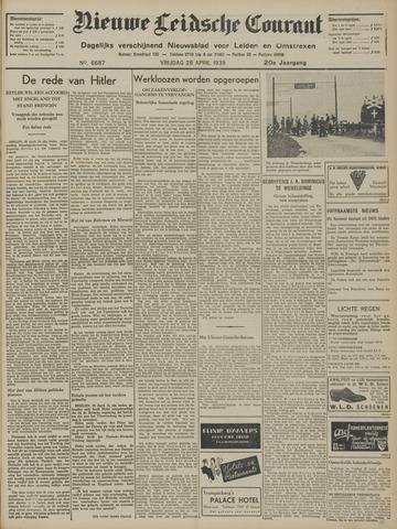 Nieuwe Leidsche Courant 1939-04-28