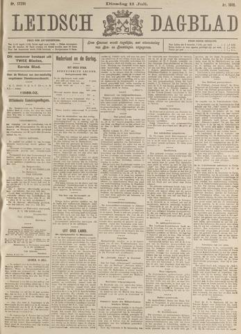 Leidsch Dagblad 1916-07-11