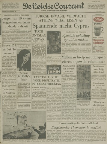 Leidse Courant 1967-11-23