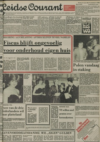 Leidse Courant 1981-03-10