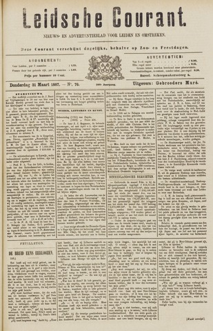 Leydse Courant 1887-03-31