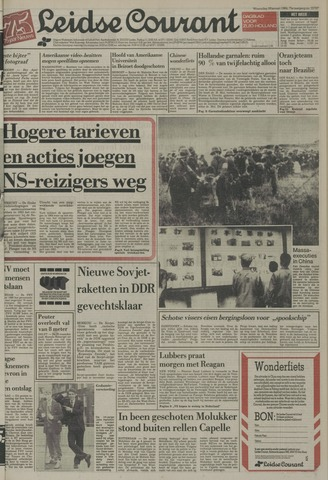 Leidse Courant 1984-01-18