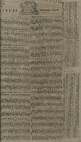 Leydse Courant 1743-10-02