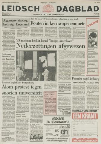 Leidsch Dagblad 1982-09-06