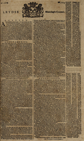 Leydse Courant 1779-09-20