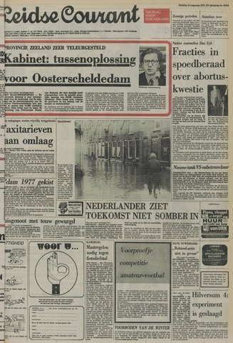 Leidse Courant 1977-08-23