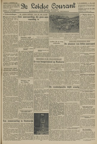 Leidse Courant 1947-08-08