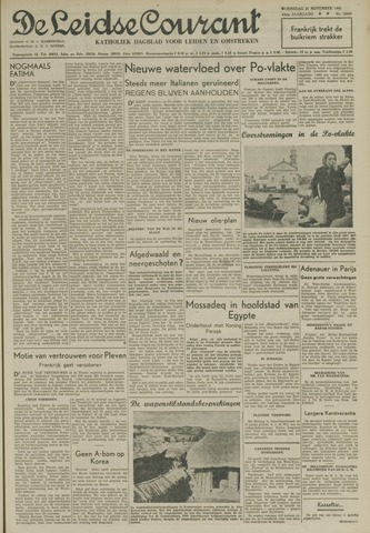 Leidse Courant 1951-11-21