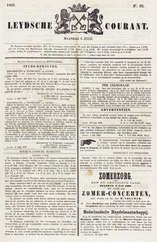 Leydse Courant 1869-07-05