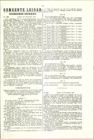 Handelingen van de Raad 1947-11-25