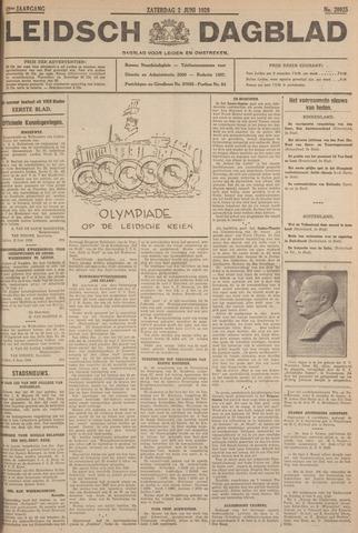 Leidsch Dagblad 1928-06-02