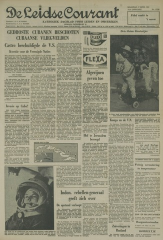 Leidse Courant 1961-04-17