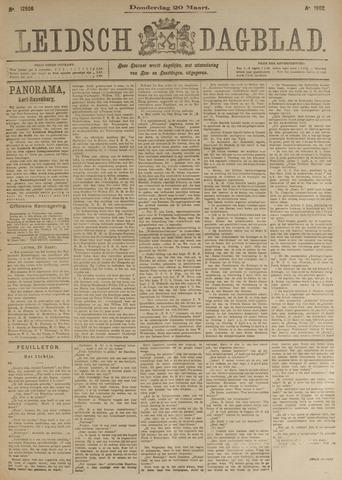 Leidsch Dagblad 1902-03-20