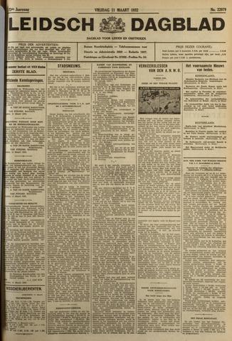 Leidsch Dagblad 1932-03-11