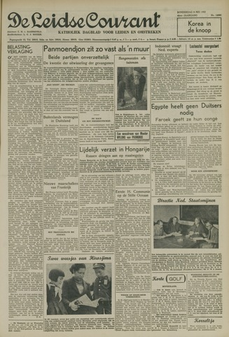Leidse Courant 1952-05-08