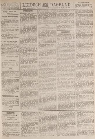 Leidsch Dagblad 1919-02-11
