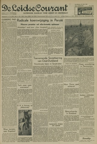 Leidse Courant 1952-07-19