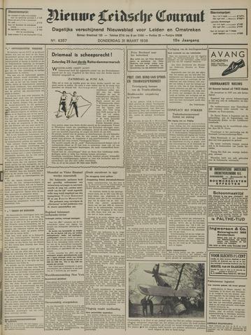 Nieuwe Leidsche Courant 1938-03-31