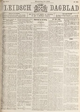 Leidsch Dagblad 1915-07-10