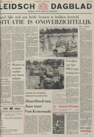 Leidsch Dagblad 1973-10-08