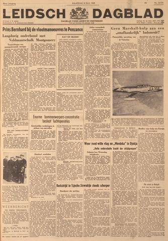 Leidsch Dagblad 1949-07-04