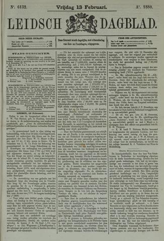 Leidsch Dagblad 1880-02-13