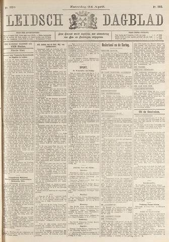 Leidsch Dagblad 1915-04-24