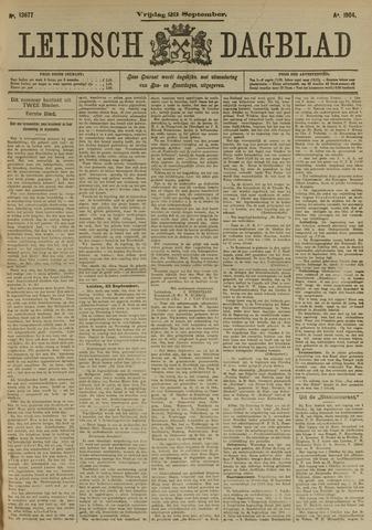 Leidsch Dagblad 1904-09-23