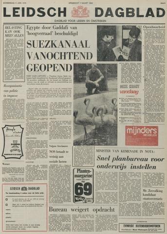 Leidsch Dagblad 1975-06-05