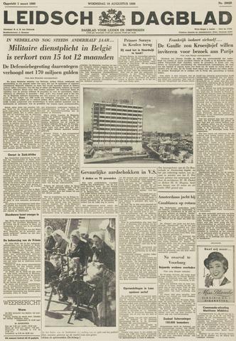 Leidsch Dagblad 1959-08-19