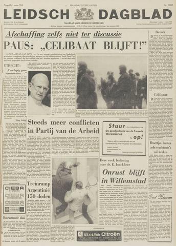 Leidsch Dagblad 1970-02-02