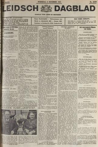 Leidsch Dagblad 1933-11-08