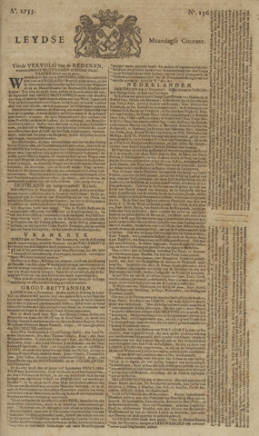 Leydse Courant 1755-12-29