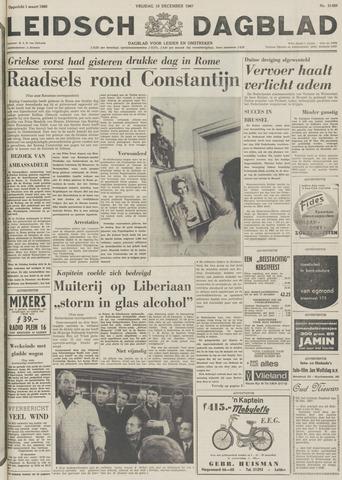 Leidsch Dagblad 1967-12-15