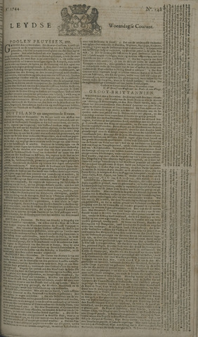 Leydse Courant 1744-12-09