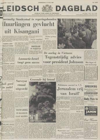 Leidsch Dagblad 1967-07-13