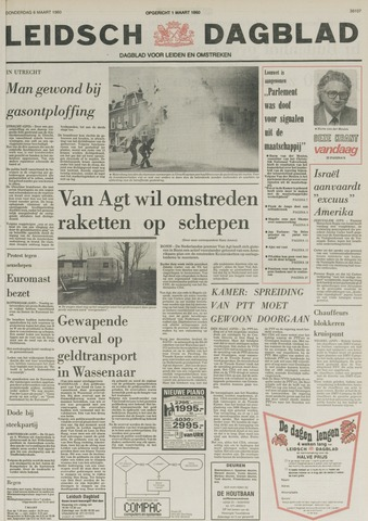 Leidsch Dagblad 1980-03-06
