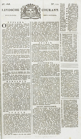 Leydse Courant 1828-10-08