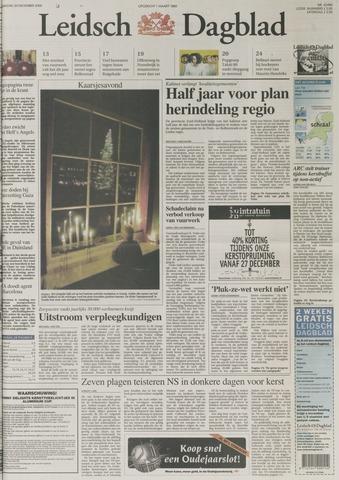 Leidsch Dagblad 2000-12-20