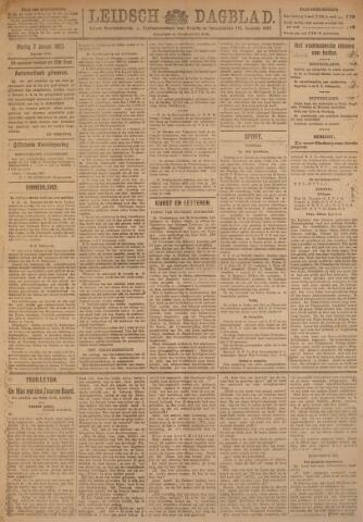 Leidsch Dagblad 1923
