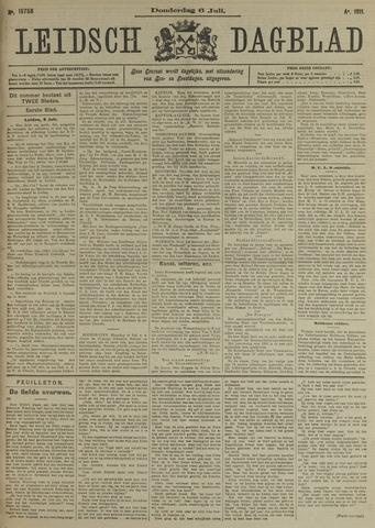Leidsch Dagblad 1911-07-06