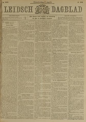 Leidsch Dagblad 1904-04-07
