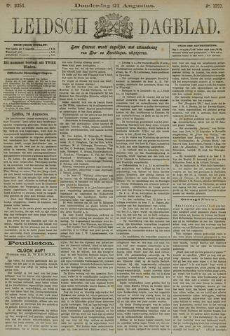 Leidsch Dagblad 1890-08-21
