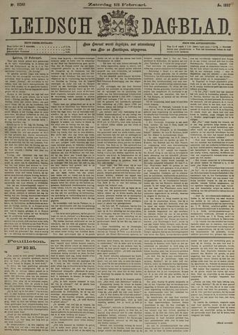 Leidsch Dagblad 1897-02-13