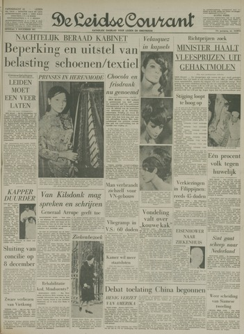 Leidse Courant 1965-11-09