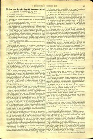 Handelingen van de Raad 1897-12-30