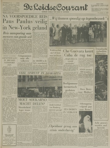 Leidse Courant 1965-10-04