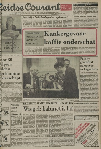 Leidse Courant 1981-11-17