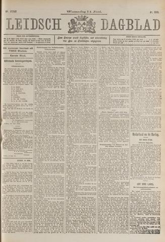 Leidsch Dagblad 1916-06-14