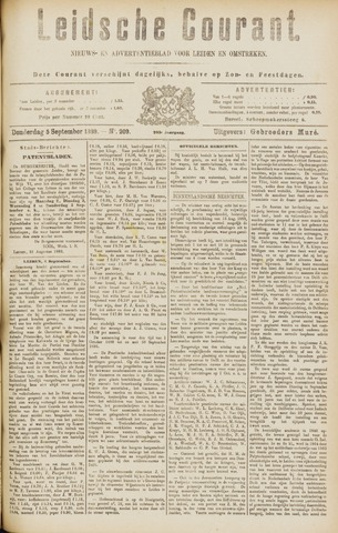 Leydse Courant 1889-09-05